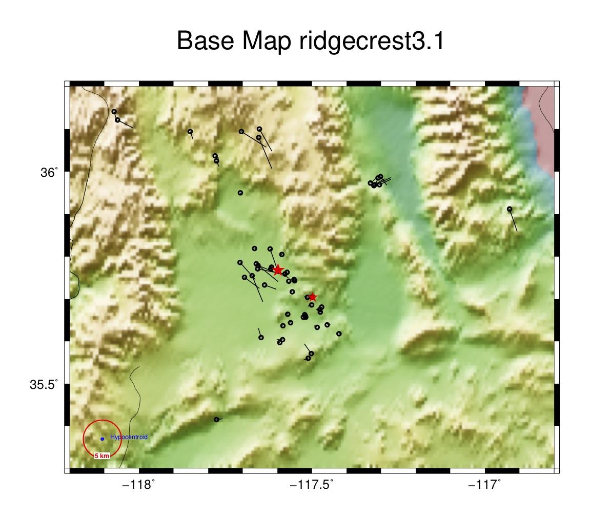 seismicity plot
